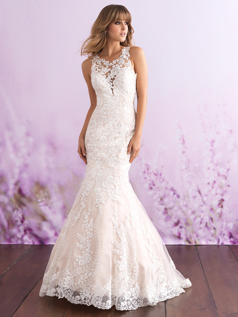 3115 Wedding                                          dress by Allure Bridals : Allure Romance