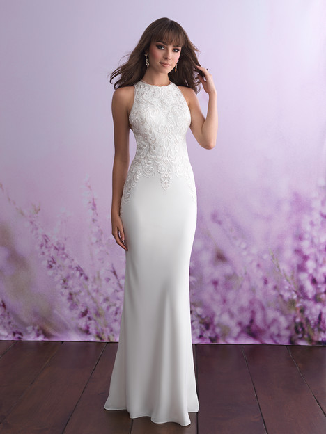 3116 Wedding                                          dress by Allure Bridals : Allure Romance