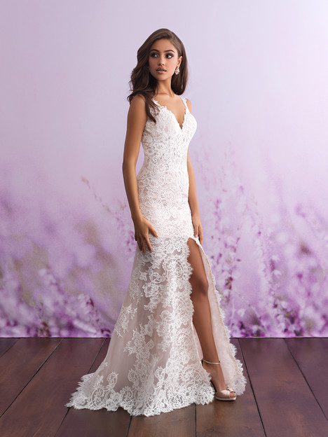 3118 Wedding                                          dress by Allure Romance