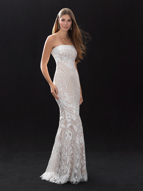 MJ401 Wedding                                          dress by Madison James