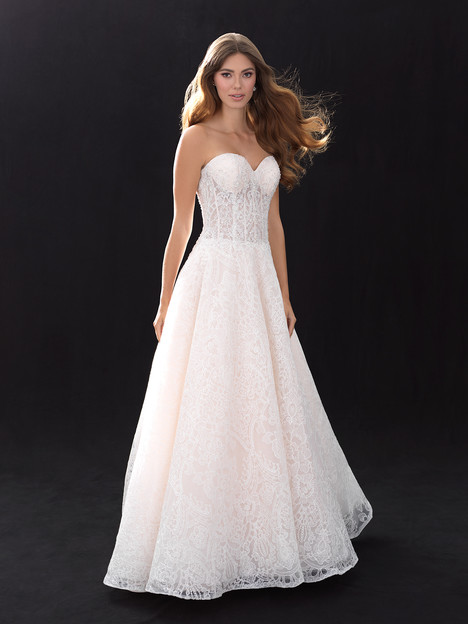 MJ402 Wedding                                          dress by Madison James