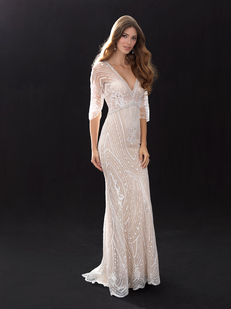 MJ404 Wedding                                          dress by Madison James