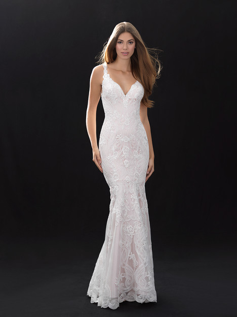 MJ405 Wedding                                          dress by Madison James