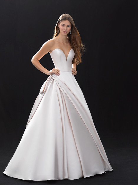 MJ406 Wedding                                          dress by Madison James