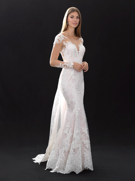 MJ407 Wedding                                          dress by Madison James