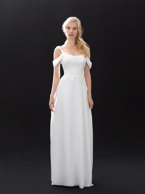 MJ408 Wedding                                          dress by Madison James