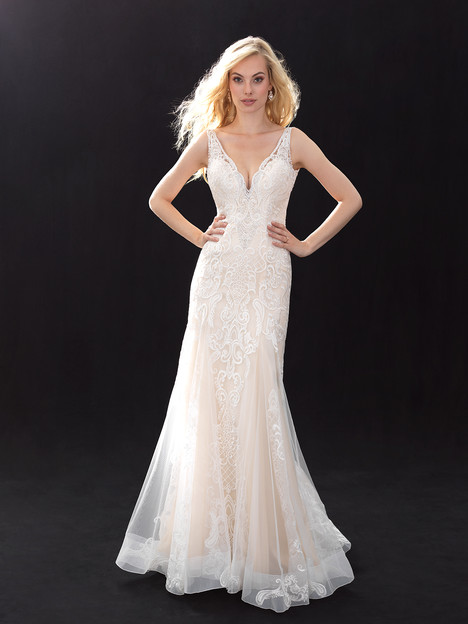 MJ409 Wedding                                          dress by Madison James