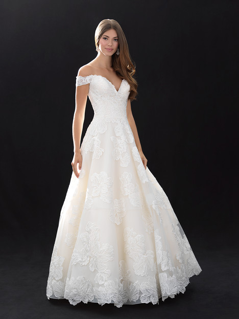 MJ410 Wedding                                          dress by Madison James