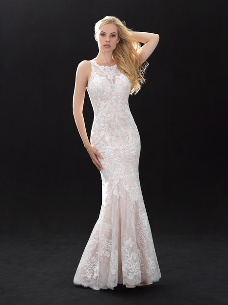MJ411 Wedding                                          dress by Madison James