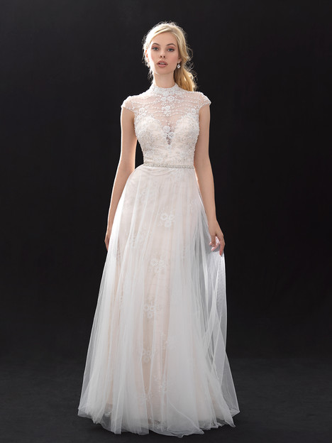 MJ412 Wedding                                          dress by Madison James