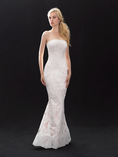 MJ413 Wedding                                          dress by Madison James