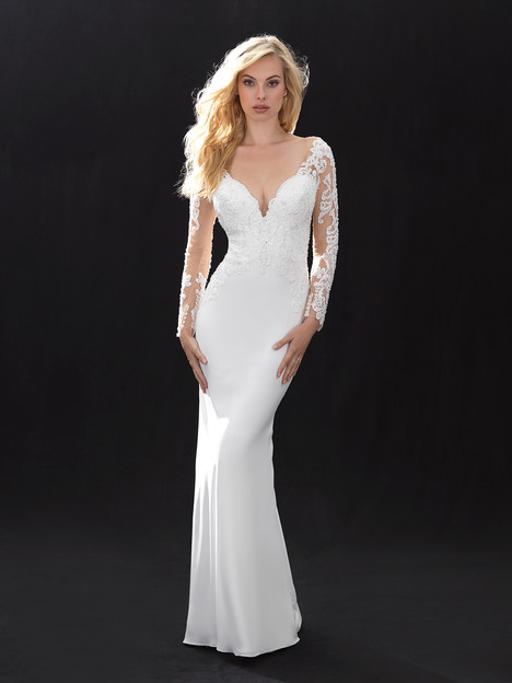 MJ414 Wedding                                          dress by Madison James