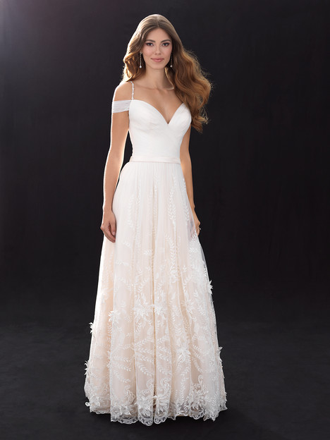 MJ416 Wedding                                          dress by Madison James