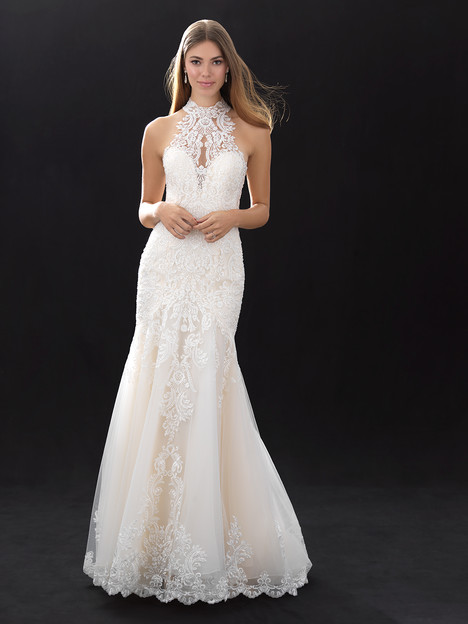 MJ418 Wedding                                          dress by Madison James