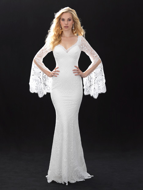 MJ419 Wedding                                          dress by Madison James