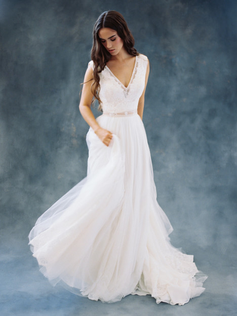 F106-Maya Wedding                                          dress by Wilderly Bride