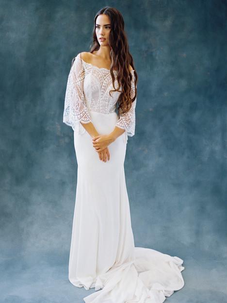 F110-Violet Wedding                                          dress by Wilderly Bride