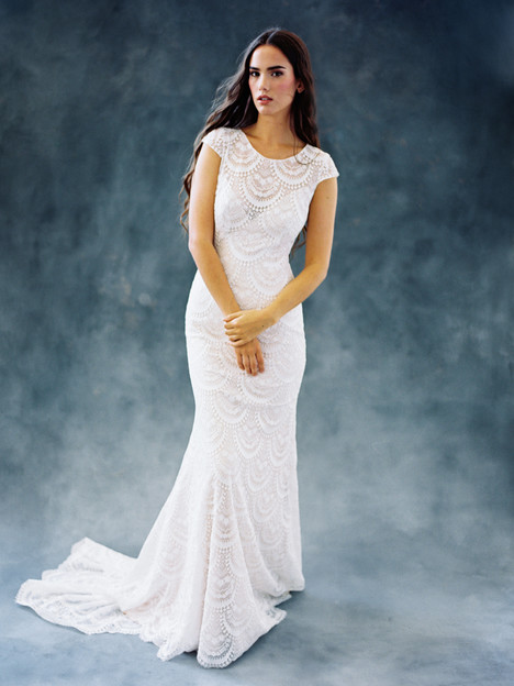 F111-Fern Wedding                                          dress by Wilderly Bride