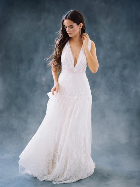 Celeste (F113) Wedding                                          dress by Wilderly Bride