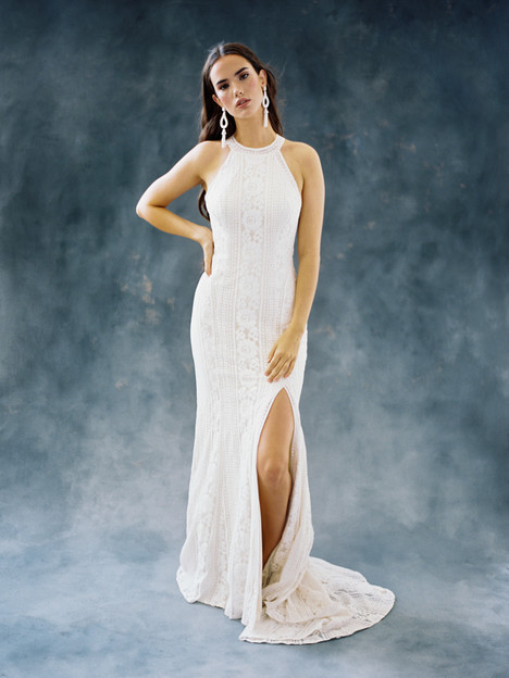 F114-Adele Wedding                                          dress by Wilderly Bride