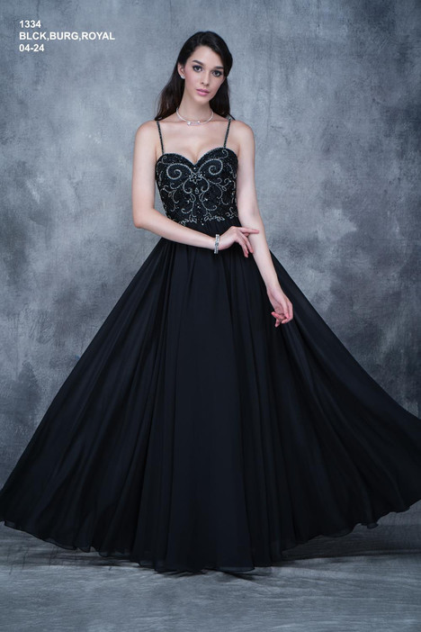 1334 Prom                                             dress by Nina Canacci