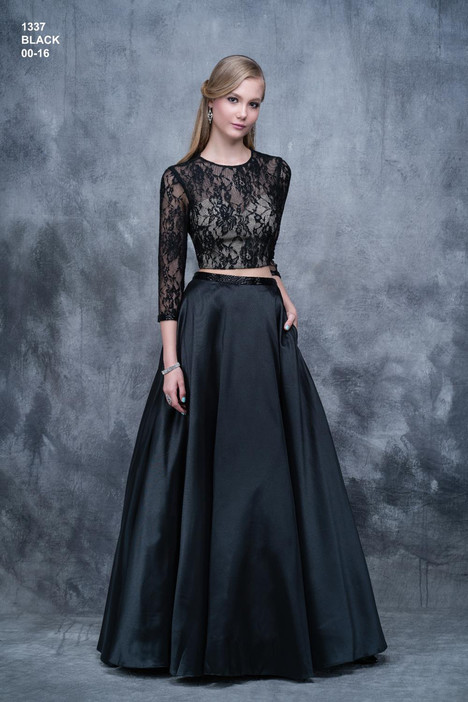 1337 Prom                                             dress by Nina Canacci