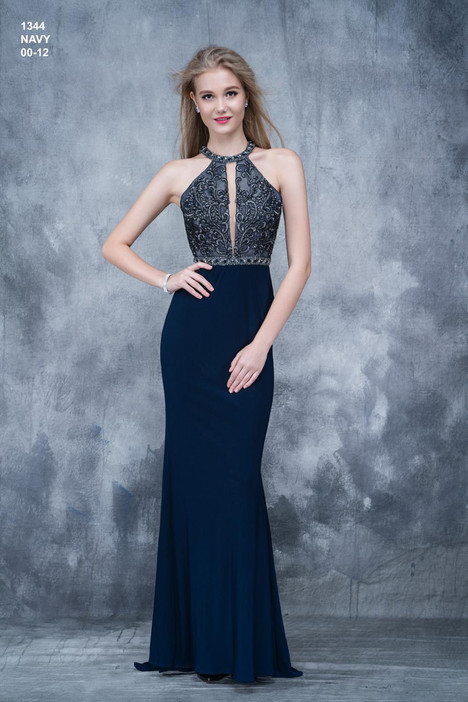 1344 Prom                                             dress by Nina Canacci