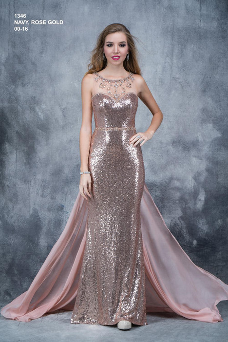 1346 Prom                                             dress by Nina Canacci