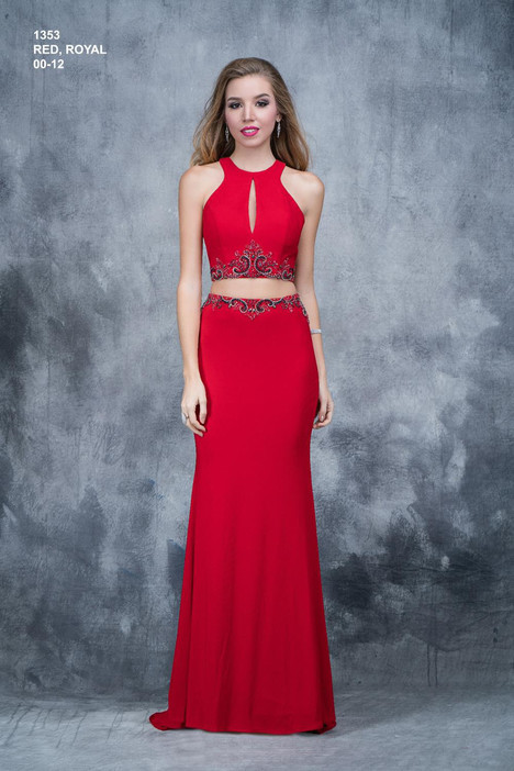 1353 Prom                                             dress by Nina Canacci