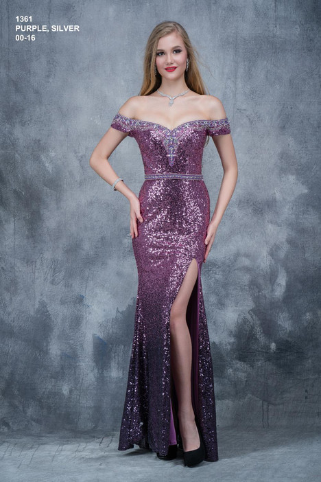 1361 Prom                                             dress by Nina Canacci