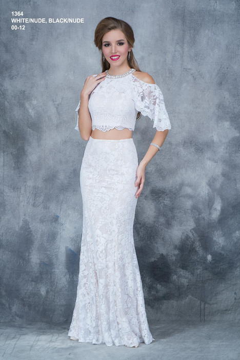 1364 Prom                                             dress by Nina Canacci