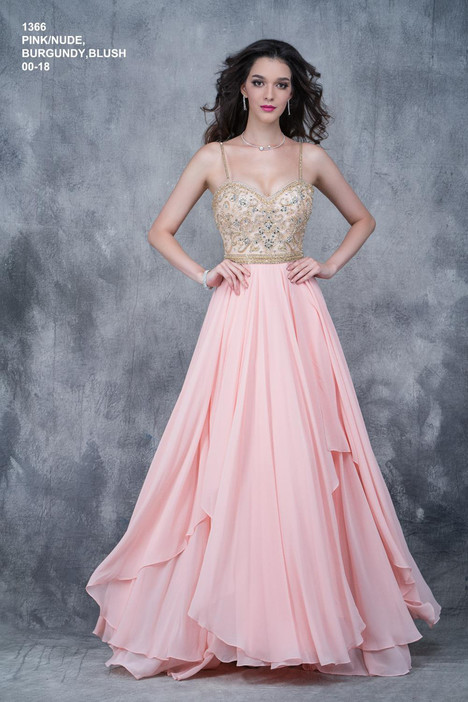 1366 Prom                                             dress by Nina Canacci
