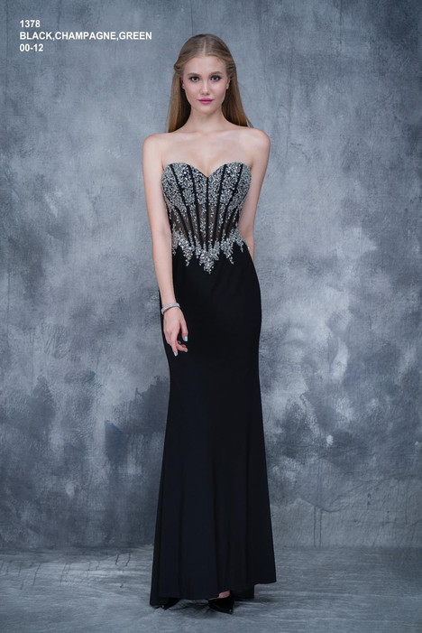 1378 Prom                                             dress by Nina Canacci