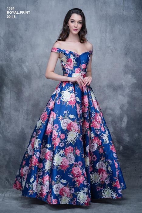 1384 Prom                                             dress by Nina Canacci
