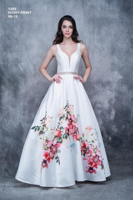1385 Prom                                             dress by Nina Canacci