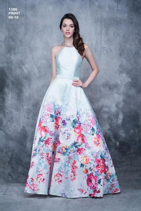 1386 Prom                                             dress by Nina Canacci