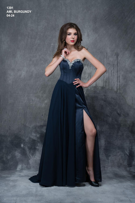 1391 Prom                                             dress by Nina Canacci
