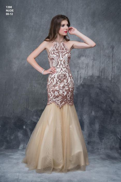 1398 Prom                                             dress by Nina Canacci