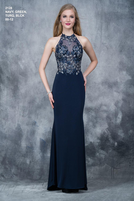 2128 gown from the 2018 Nina Canacci collection, as seen on dressfinder.ca