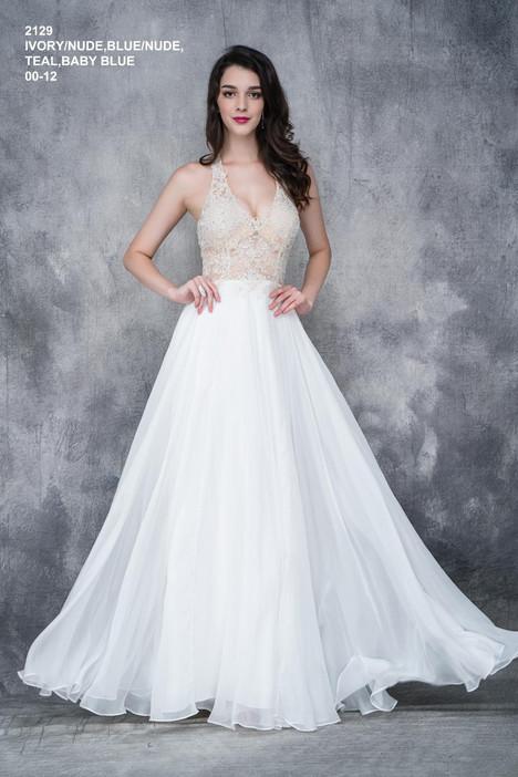 2129 Prom                                             dress by Nina Canacci