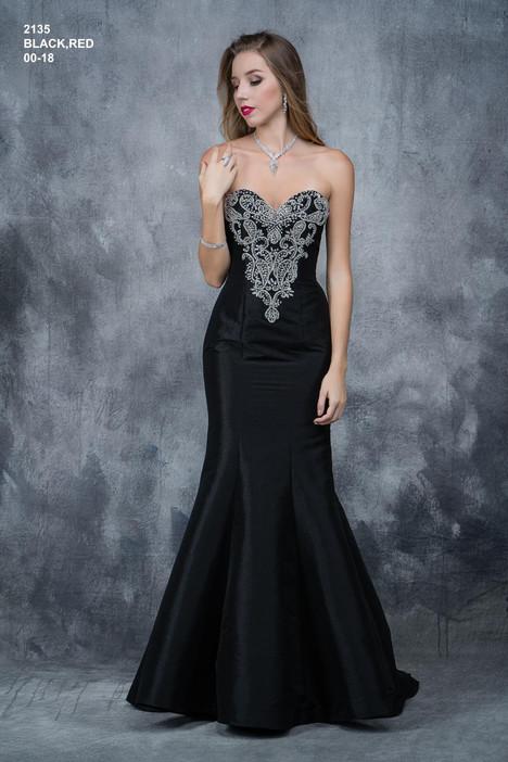 2135 Prom dress by Nina Canacci