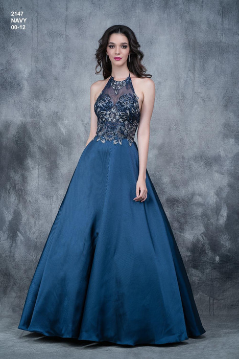 2147 Prom                                             dress by Nina Canacci