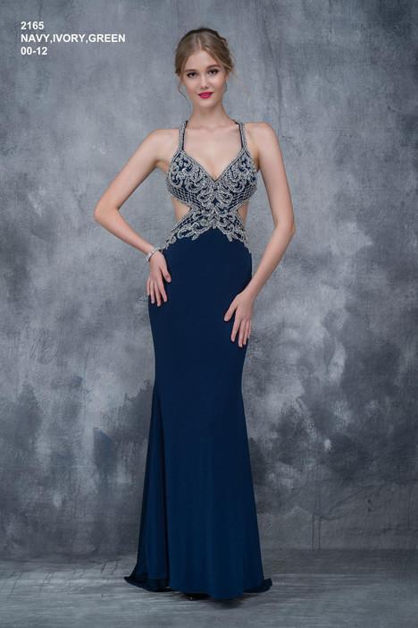 2165 Prom dress by Nina Canacci