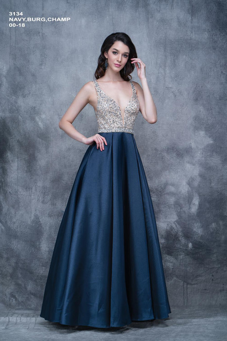 3134 gown from the 2018 Nina Canacci collection, as seen on dressfinder.ca