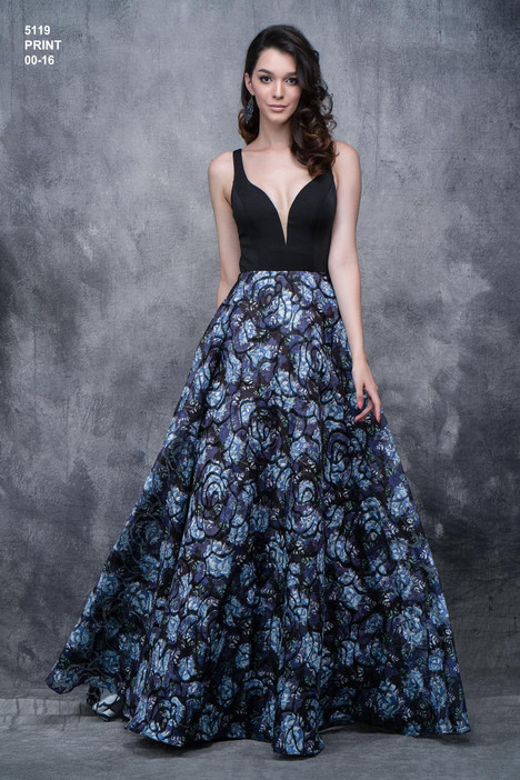 5119 Prom dress by Nina Canacci