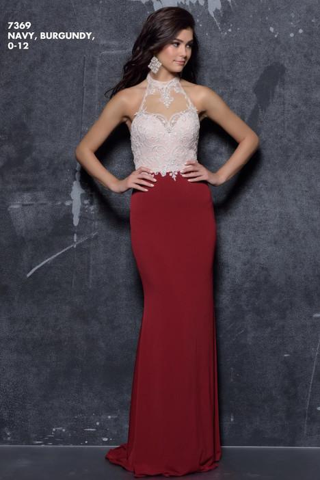 7369 Prom                                             dress by Nina Canacci
