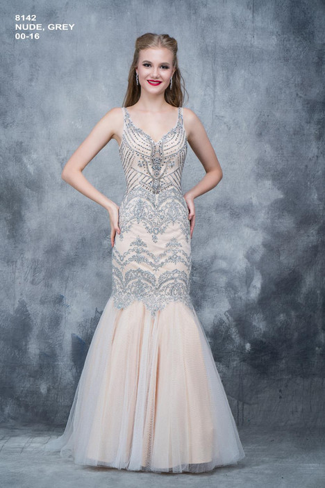 8142 gown from the 2018 Nina Canacci collection, as seen on dressfinder.ca