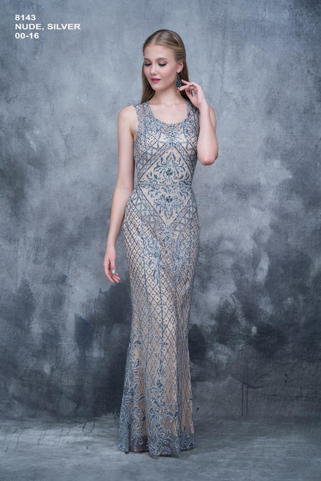 8143 gown from the 2018 Nina Canacci collection, as seen on dressfinder.ca