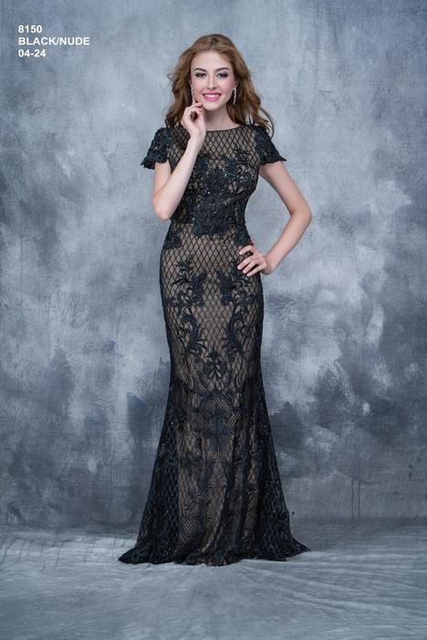 8150 Prom dress by Nina Canacci