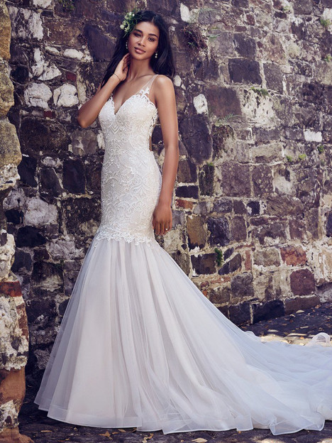 Adaleine (8MC564) Wedding                                          dress by Maggie Sottero